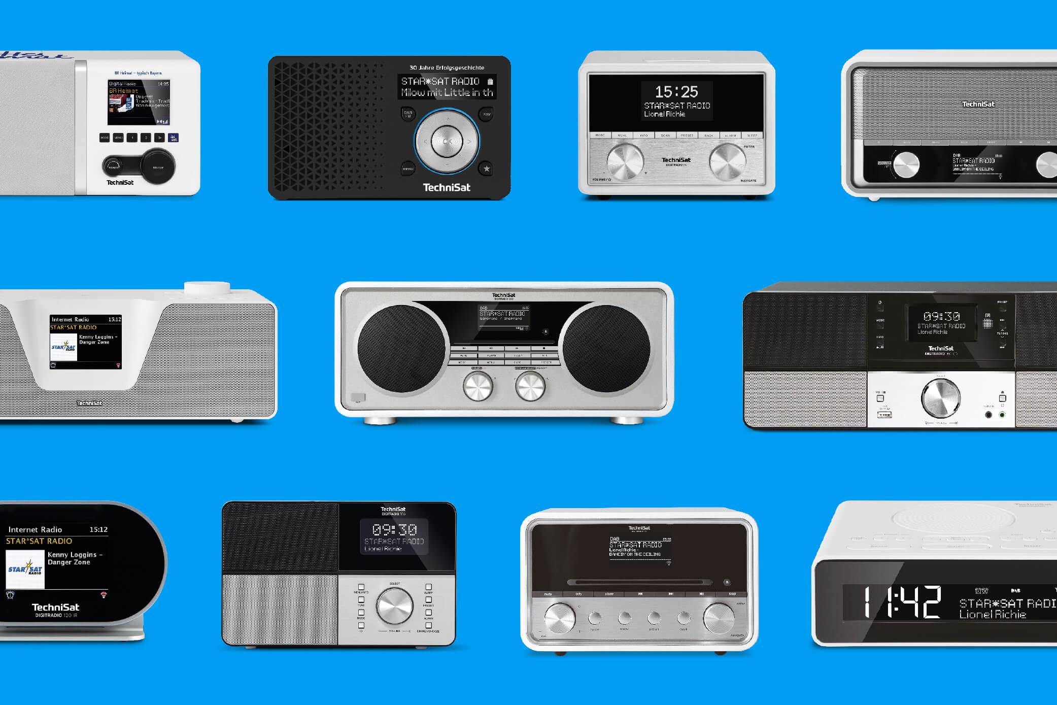 DAB+ Digitalradio setzt sich durch