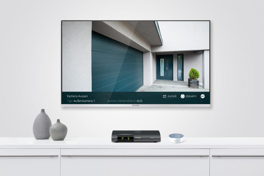 das smart home system von technisat erh lt alexa anbindung technisat online magazin. Black Bedroom Furniture Sets. Home Design Ideas