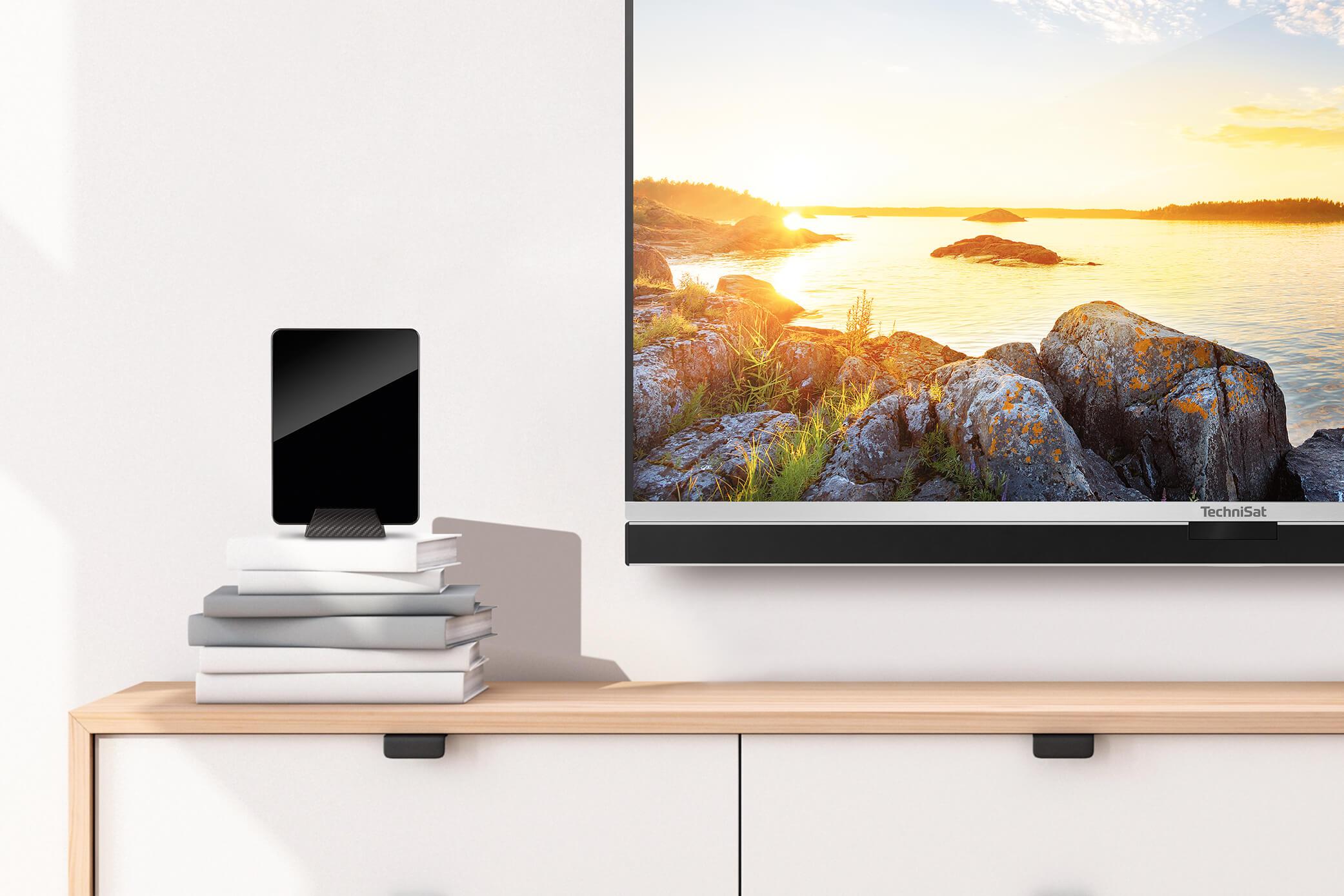 Der Umstieg auf DVB-T2 HD lohnt sich.