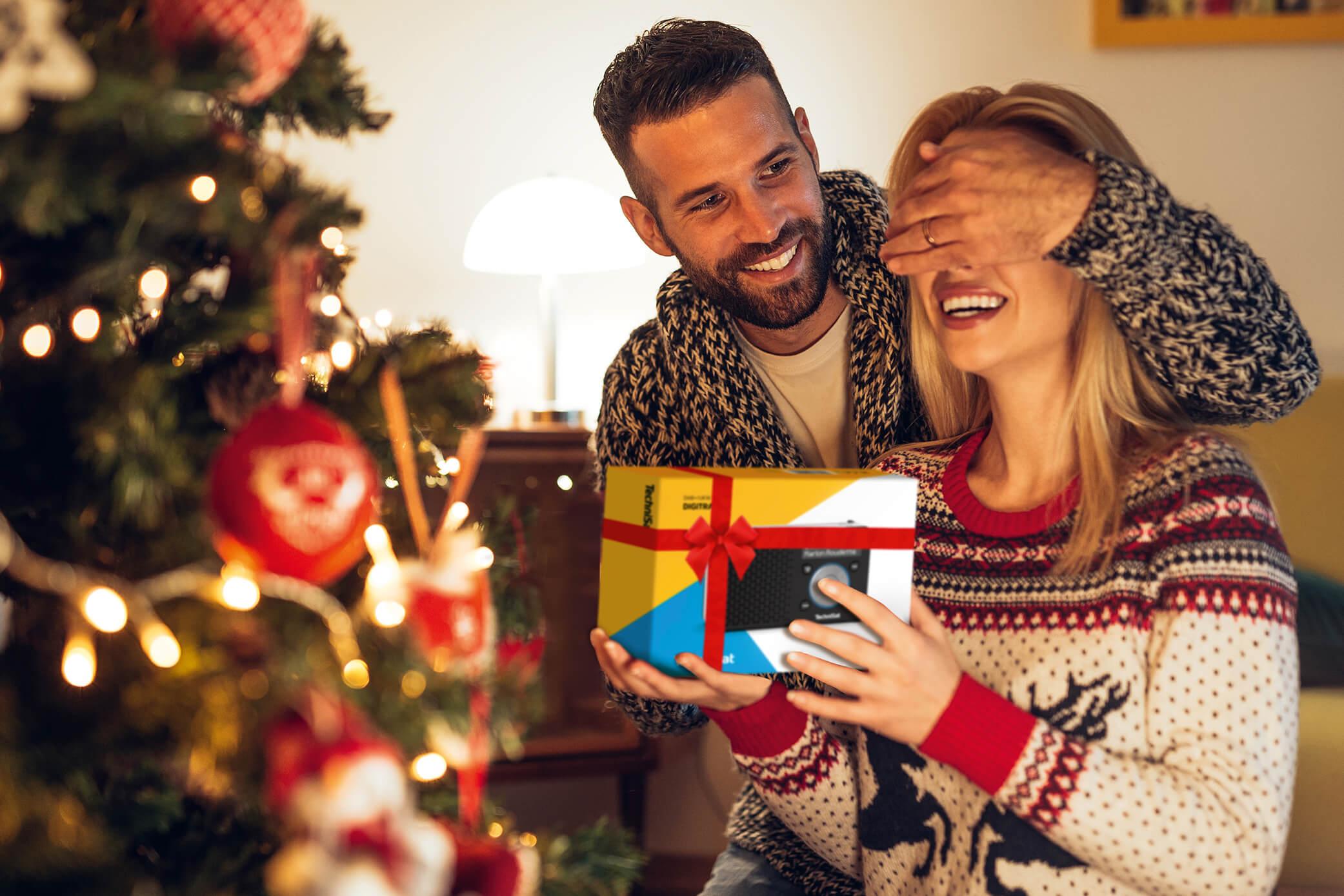 Geschenkideen für Weihnachten - TechniSat Online Magazin