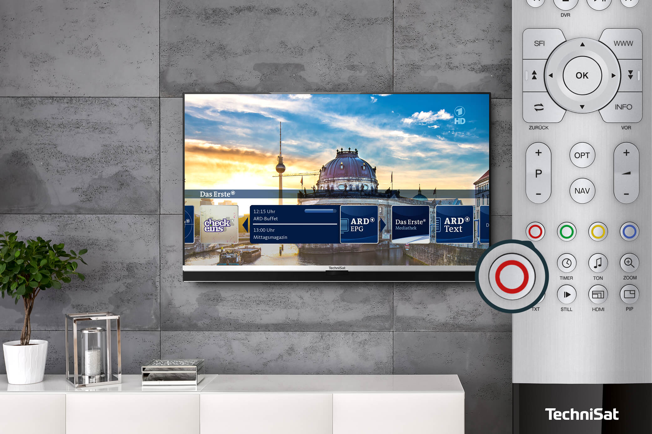 ProSiebenSat.1 launcht 4K-Inhalte für Ultra HD-Geräte über HbbTV