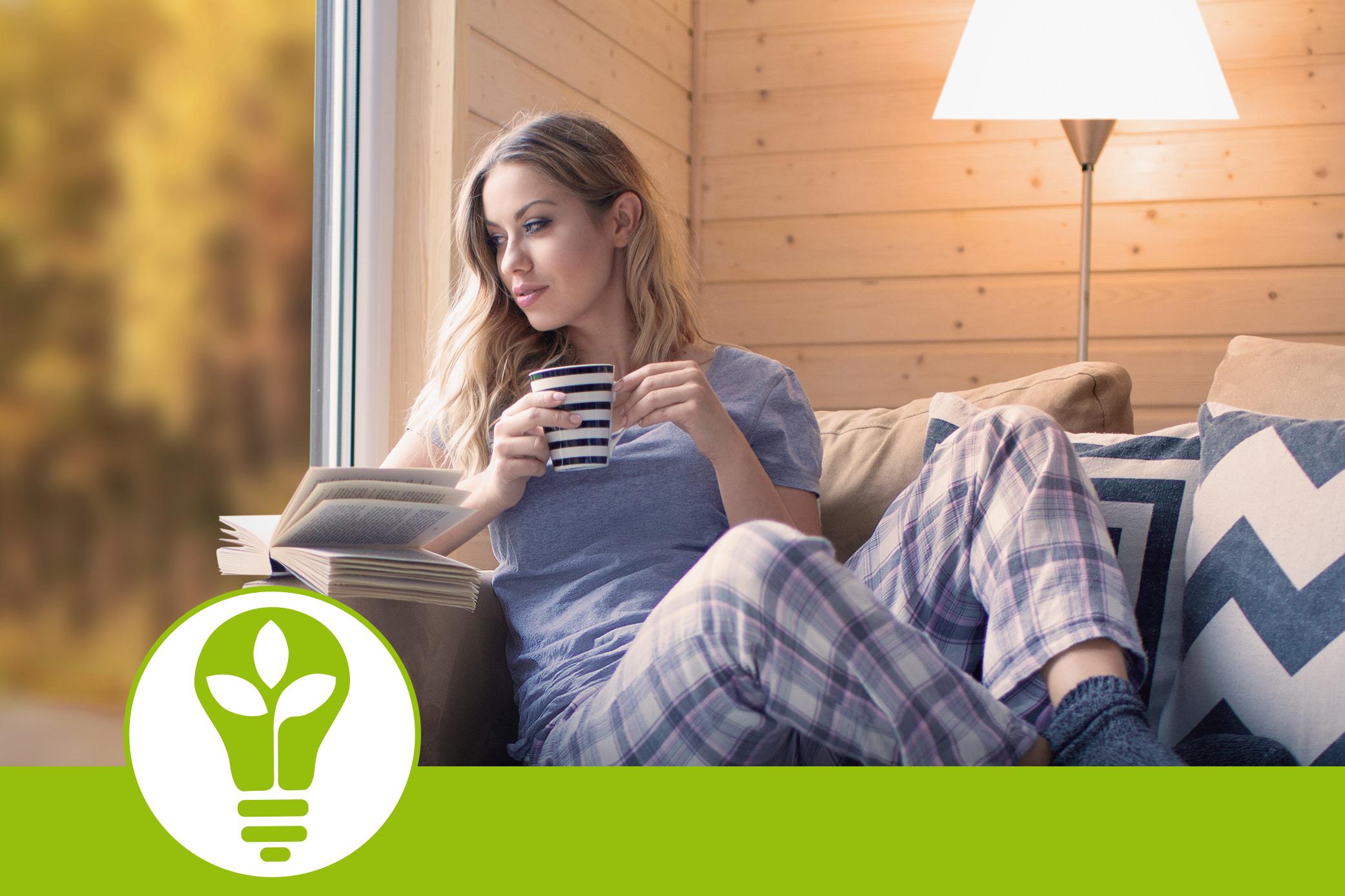 Mit LEDs Energie sparen