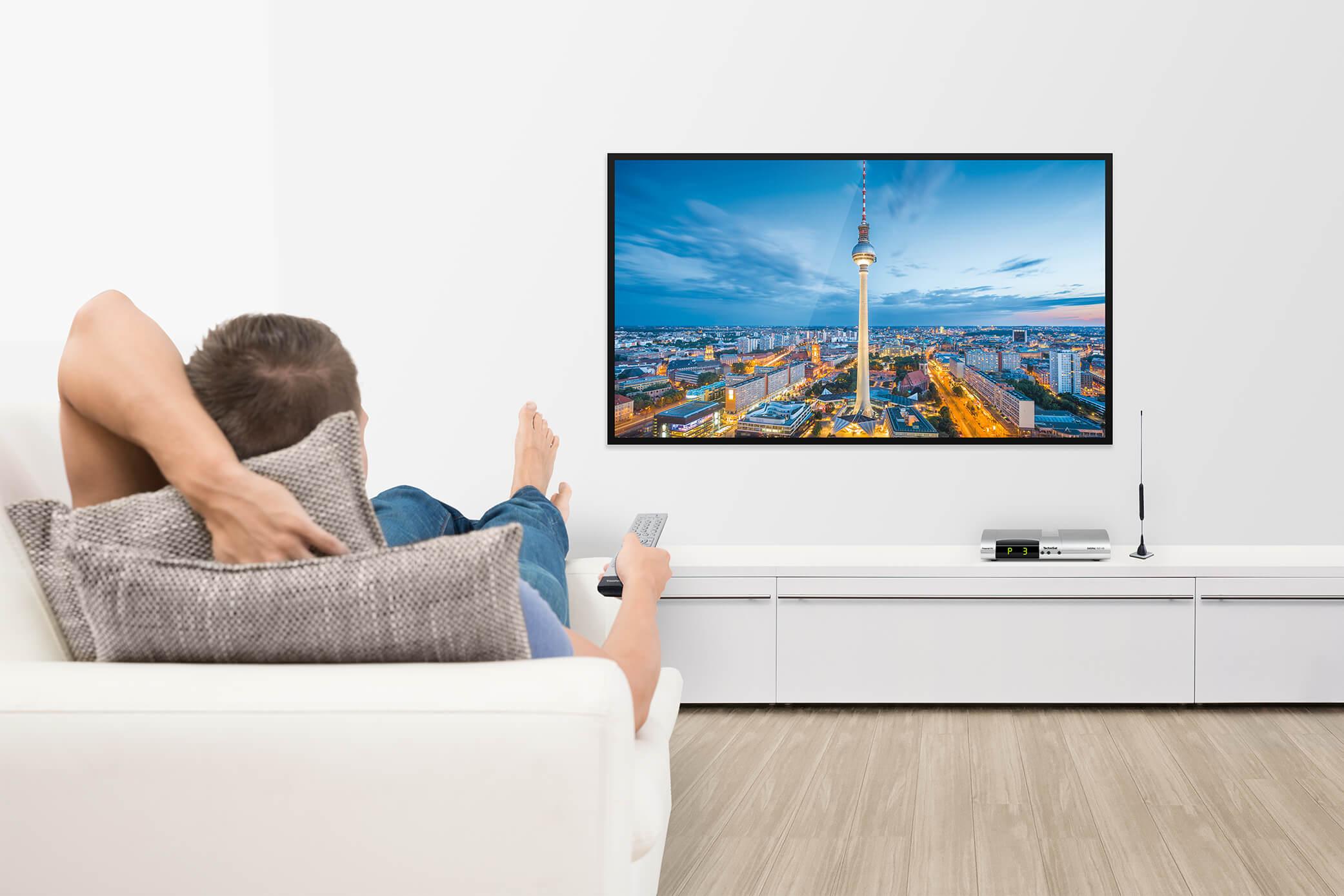 DVB-T2 HD: Weitere Sendestandorte kommen Ende April