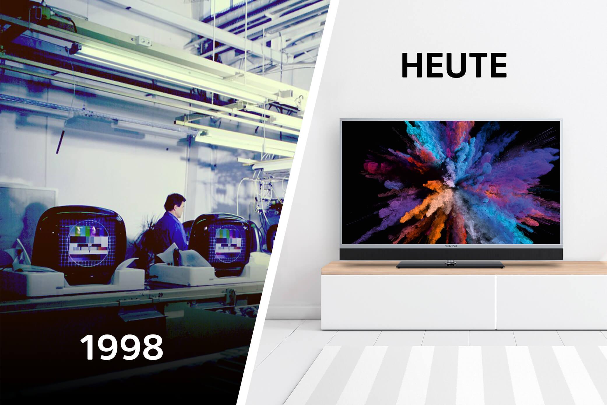 Großes TV-Jubiläum. Deutschland feiert mehr als 65 Jahre regelmäßiges Fernsehen