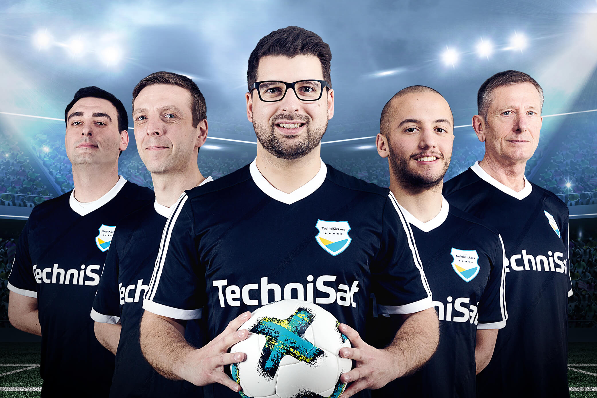 WM 2018: Das ist die TechniSat SUPER-ELF
