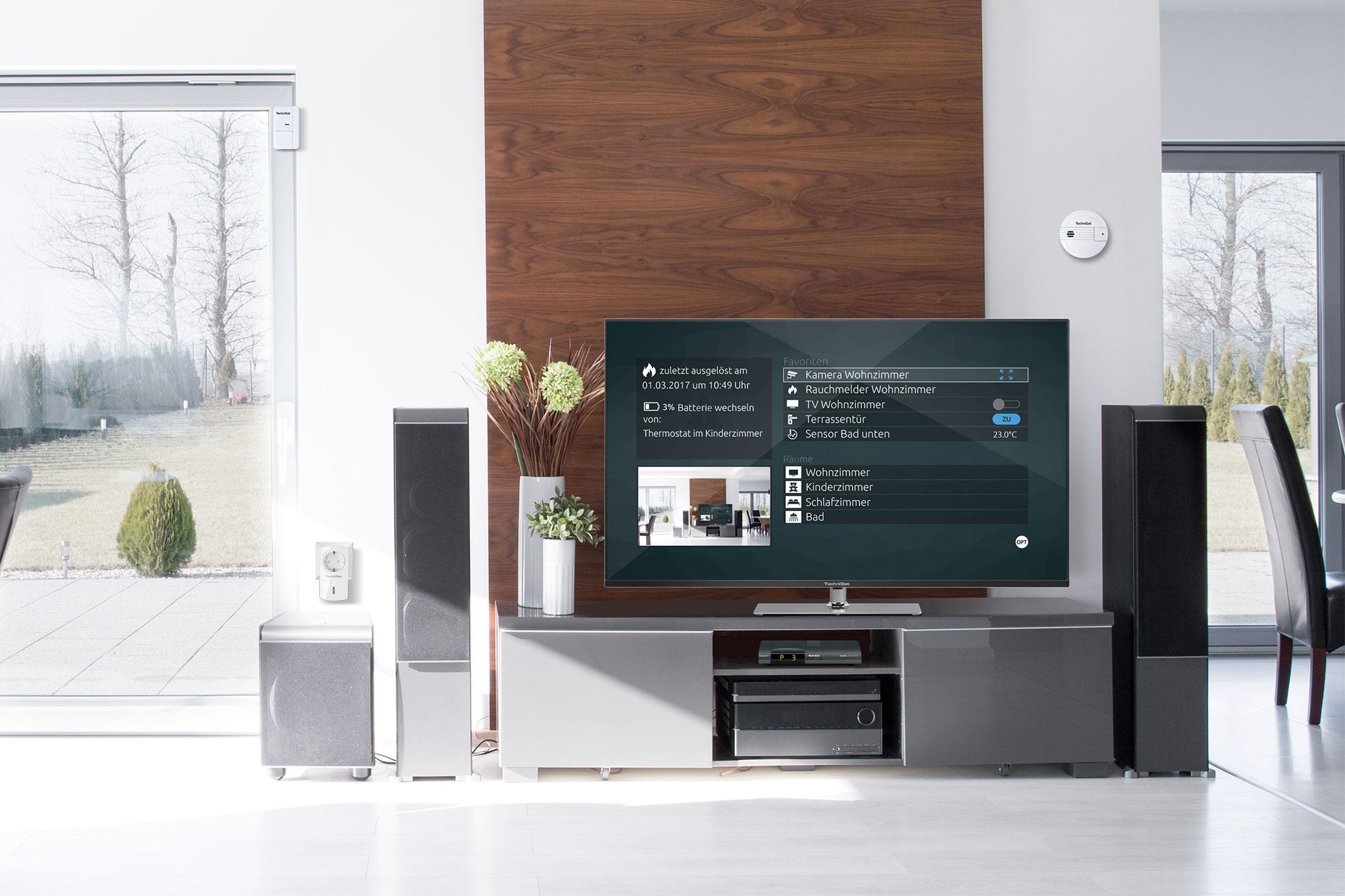Wie Smart Home unser Zuhause komfortabler, sicherer und effizienter macht.