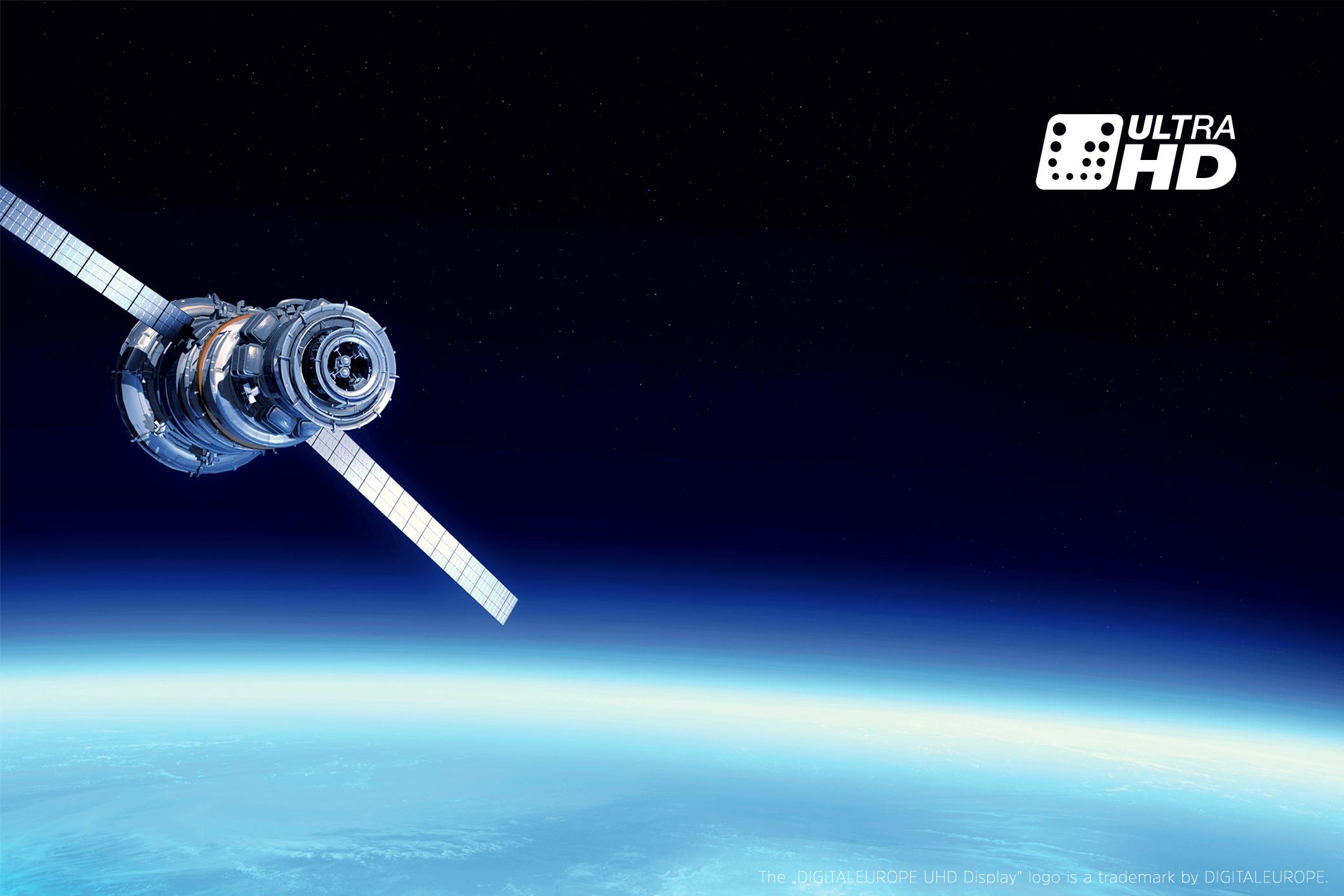 Ultra HD-Sender über Satellit