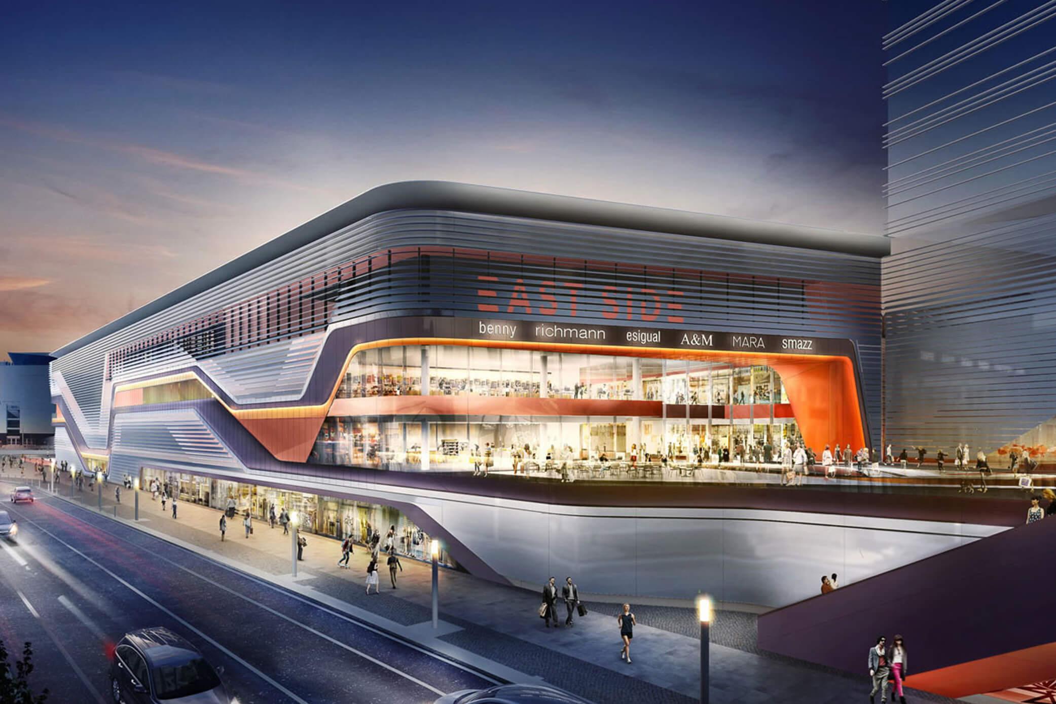 TechniSat eröffnet ersten Concept Store in Berlin.