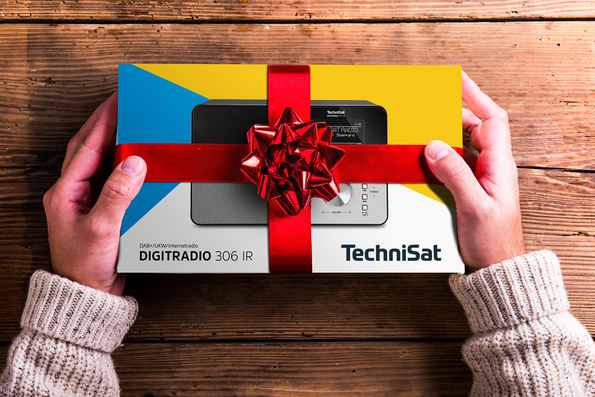 Warum ein DAB+ Digitalradio genau das richtige Weihnachtsgeschenk ist
