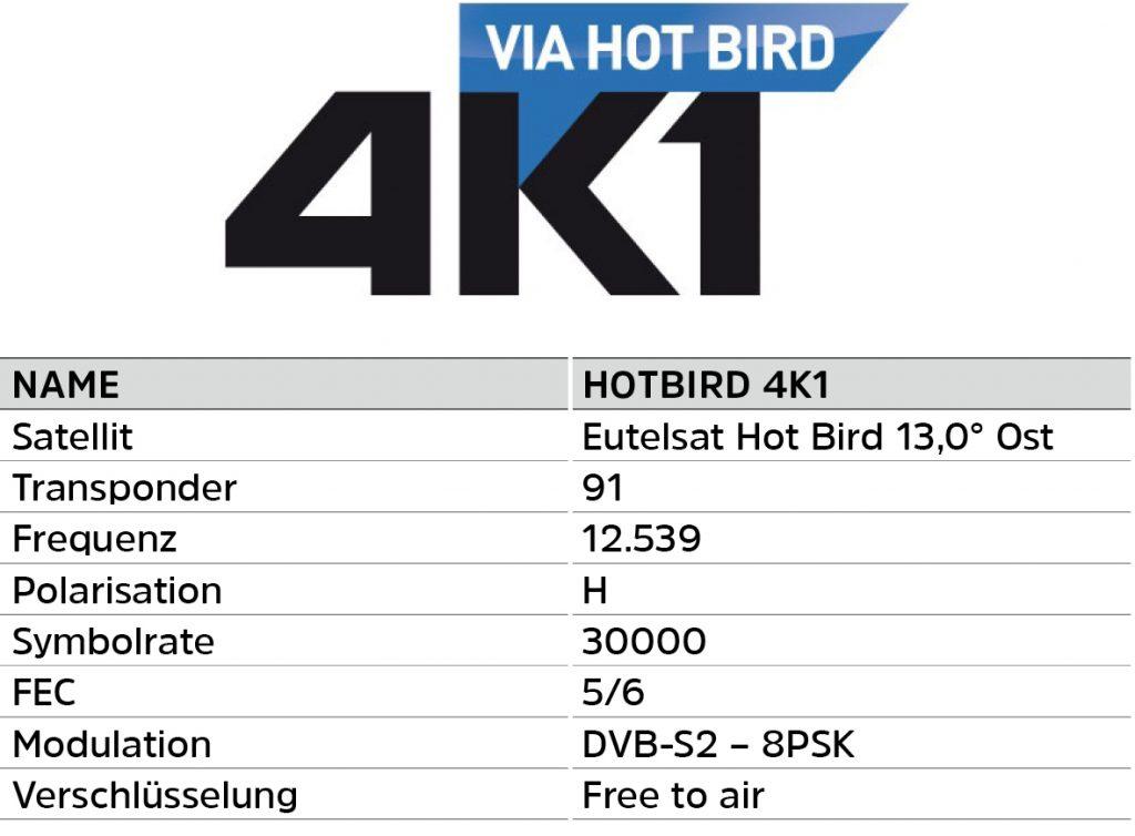 Deutsche sender auf hotbird 13 0° ost