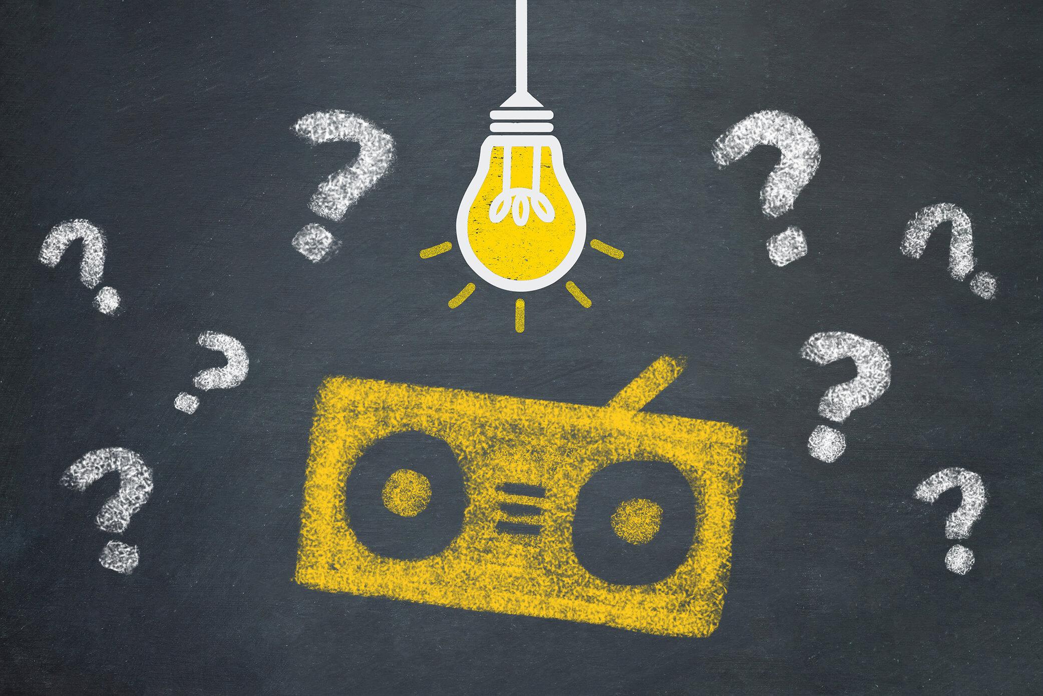 AUX, NFC und RDS: Fachbegriffe rund um das Thema Digitalradio einfach erklärt