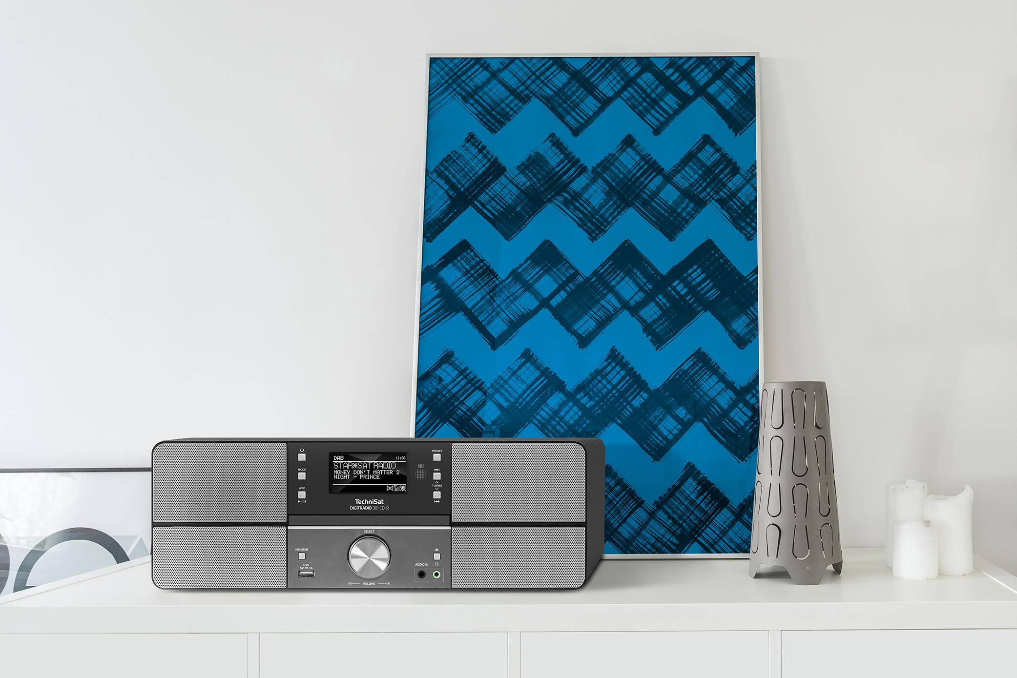 DIGITRADIO 361 CD IR – Inbetriebnahme und Features