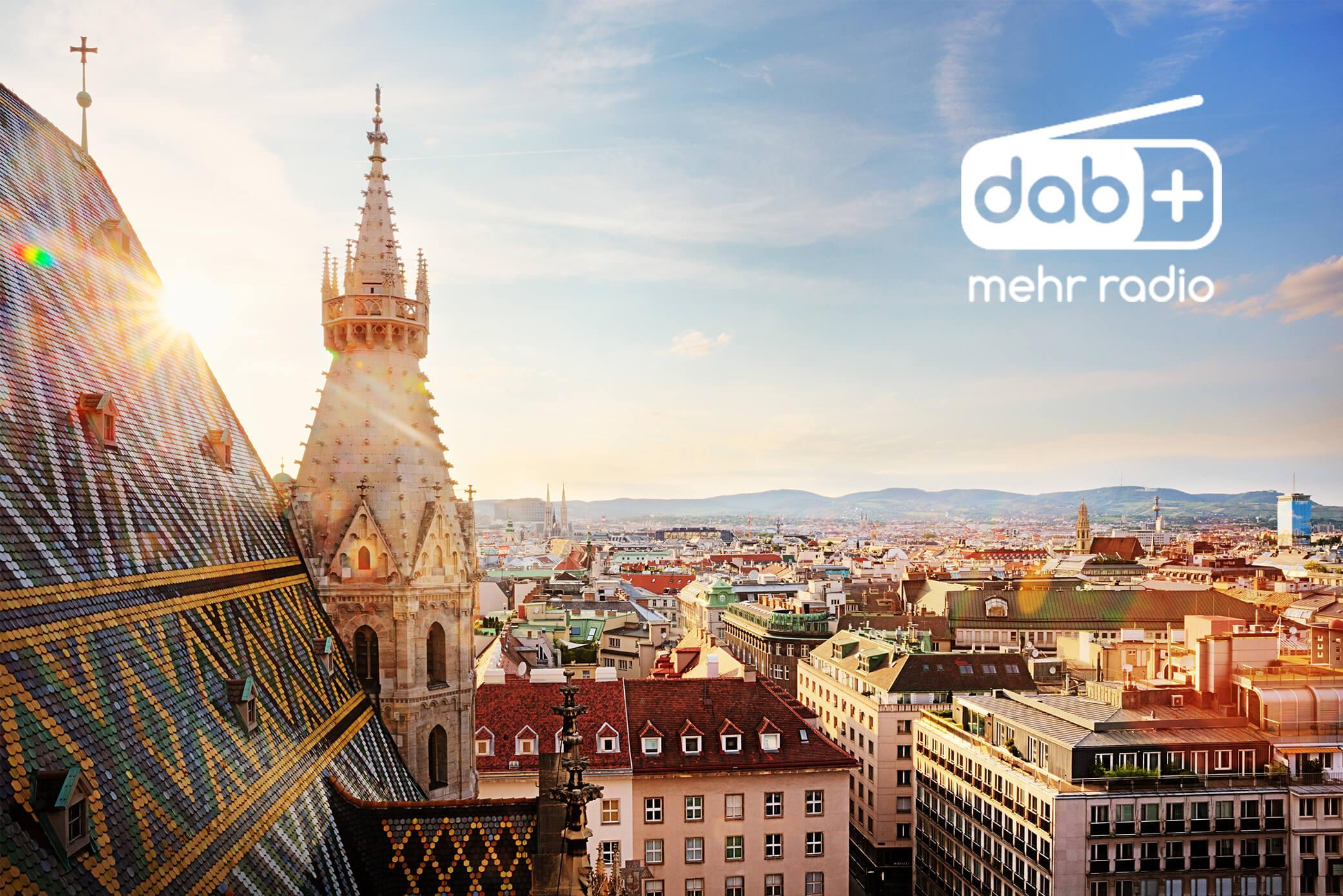 Jetzt auch in Österreich: Digitalradio DAB+ startet bundesweite Verbreitung