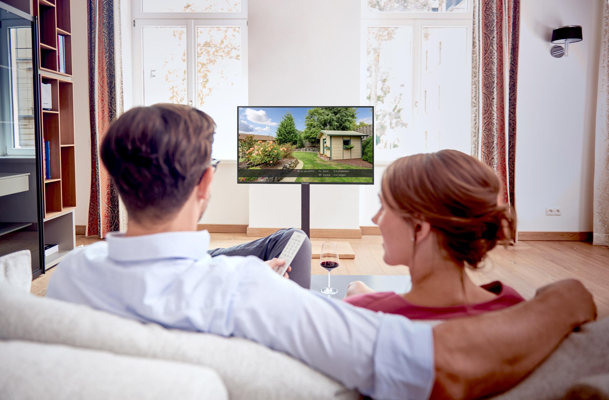 Smart Home verwalten.