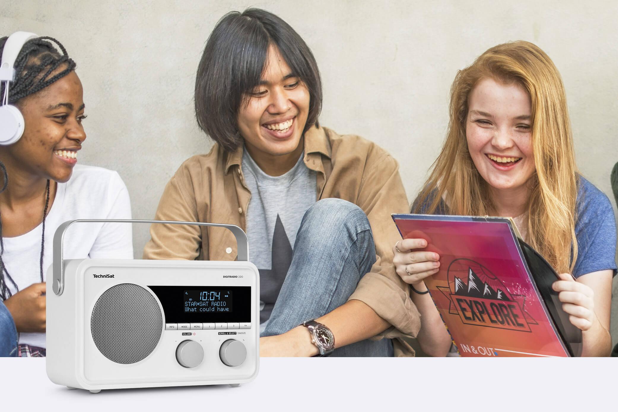 """""""Jugend hört"""": Radio ist keine Frage des Alters"""