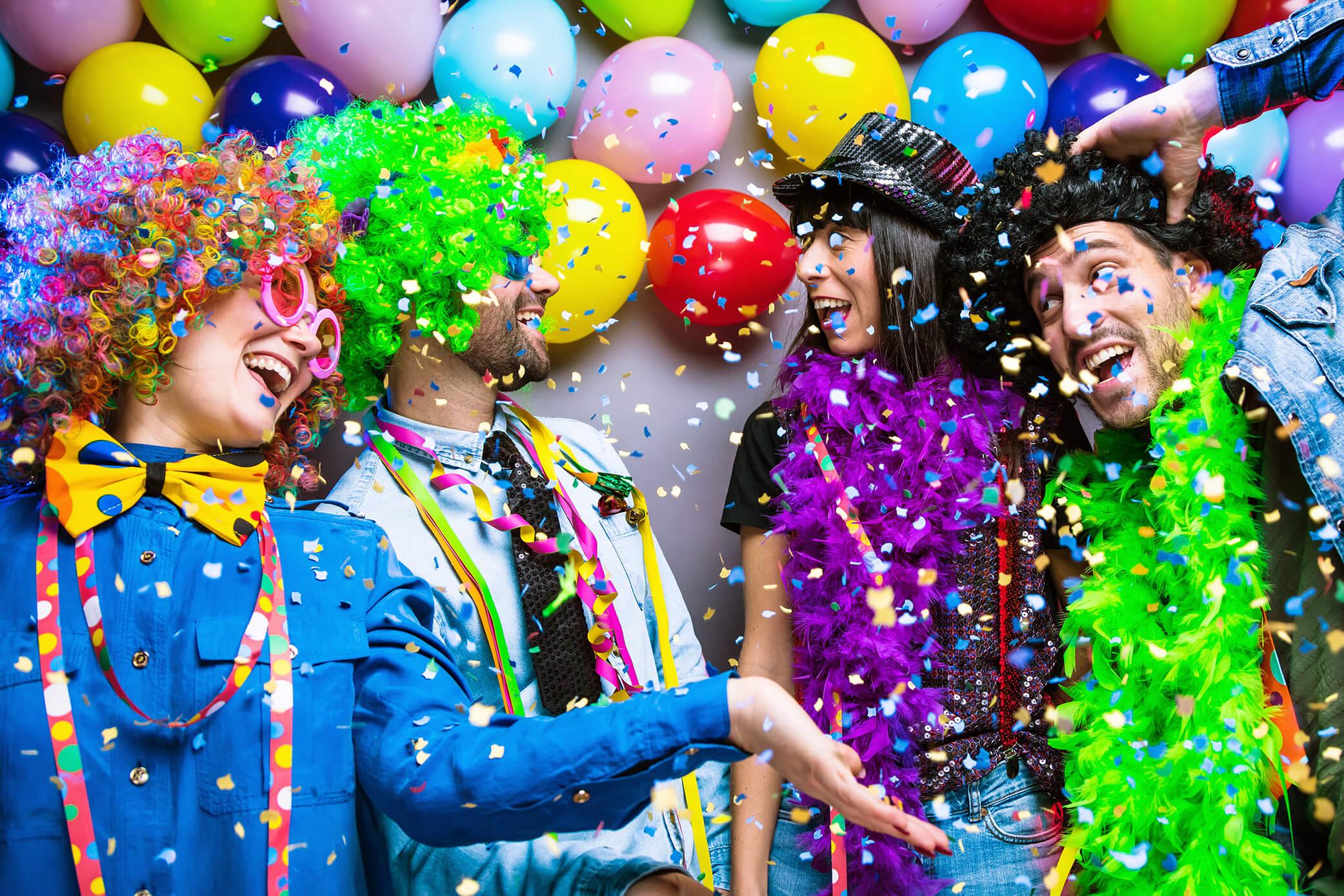 Diese Lieder dürfen auf keiner Karnevalsparty fehlen.