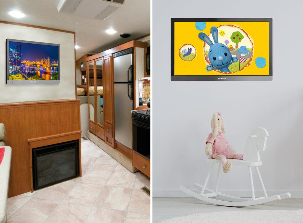 TECHNILINE 22 PRO Wohnwagen Kinderzimmer