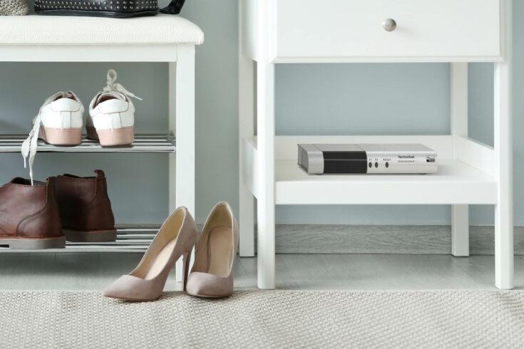 Die Zentraleinheit ist das Herzstück des Smart-Home-Systems