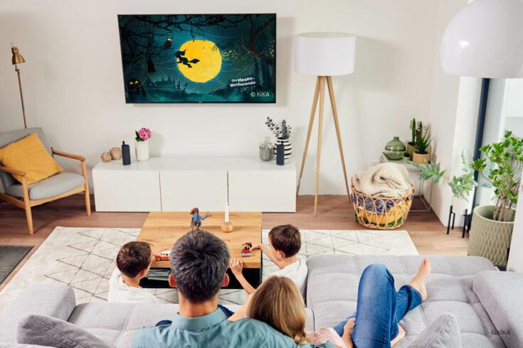 Halloween für Kinder im TV