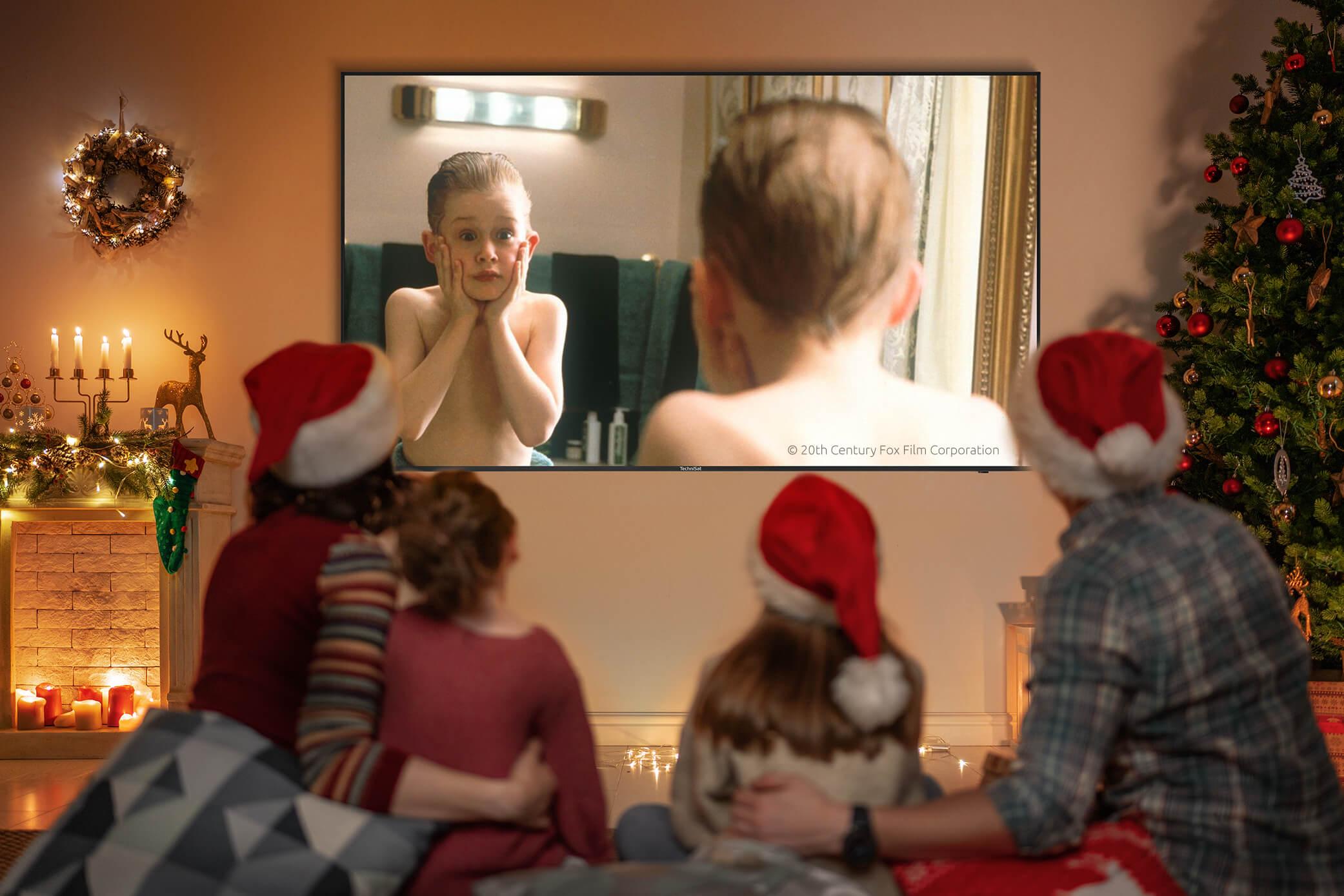 Genießen Sie die schönste Zeit des Jahres – mit den besten Weihnachtsfilmen