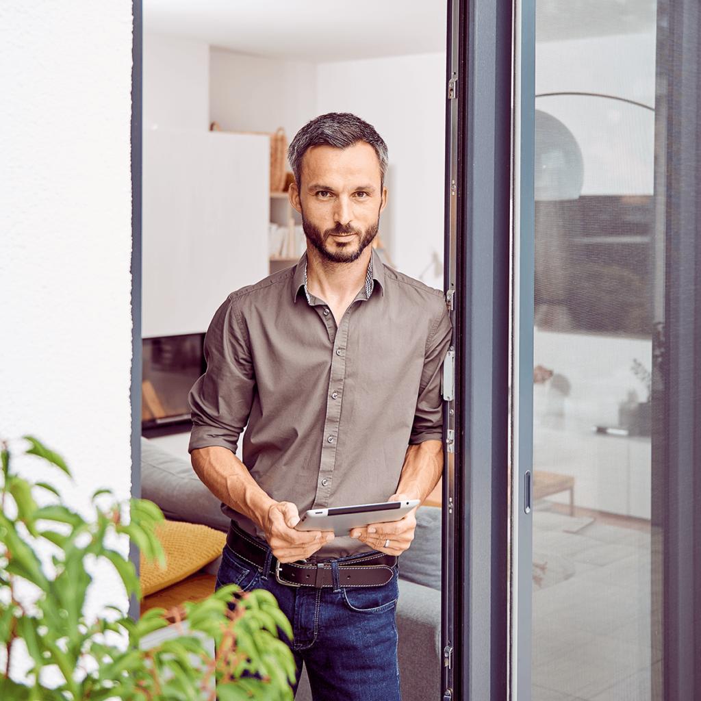 Heizung regulieren im Smart Home
