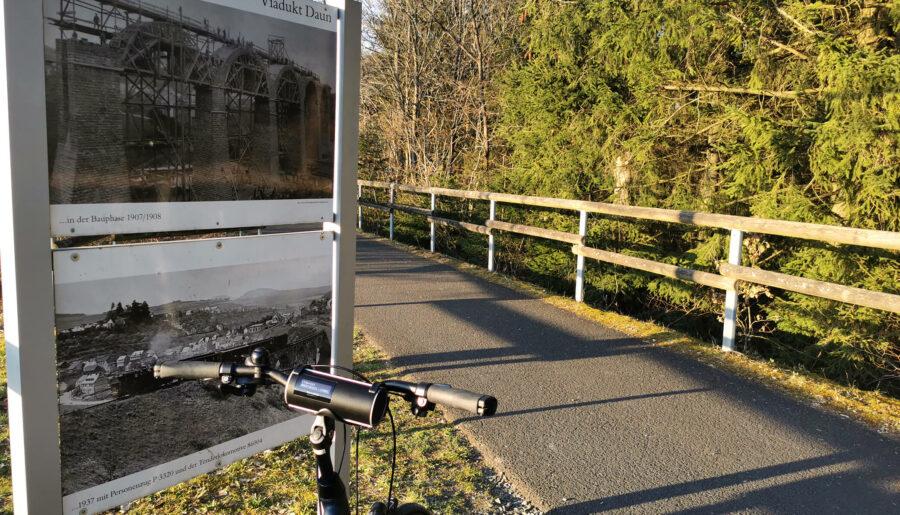 Fahrradtour mit Radio
